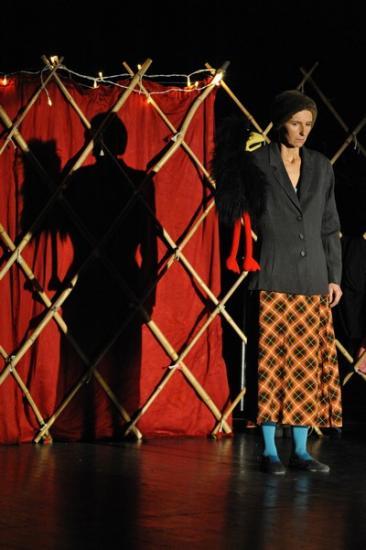 Festival Envies de scènes - le 21 novembre 2009  au Dôme Théâtre d'Albertville